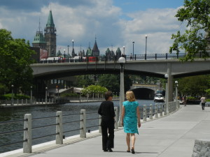 Walk & Talk Therapy in Ottawa